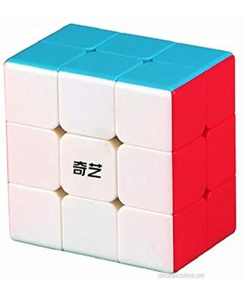 BestCube qiyi 2x3x3 Speed Cube 233 Tower Shaped Magic Cube Twisty Puzzle Stickerless