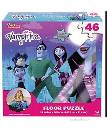 Vampirina 46 Pc Floor Jigsaw Puzzle