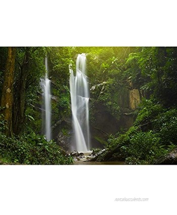 Jigsaw Puzzles Mountain Stream Waterfall Intellectual Decompression Fun Family Puzzle Game Toys 500 1000 1500 2000 3000 Pieces 0224 Color : Partition Size : 500 Pieces