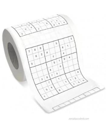 Thumbsup UK UK Sudoku Toilet Paper