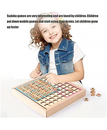 Z-Color Children's Sudoku Board Multifunctional Introductory Ladder Training Children's Educational Thinking and Logic Toy Game