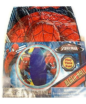 Ultimate Spider-Man Beach Ball