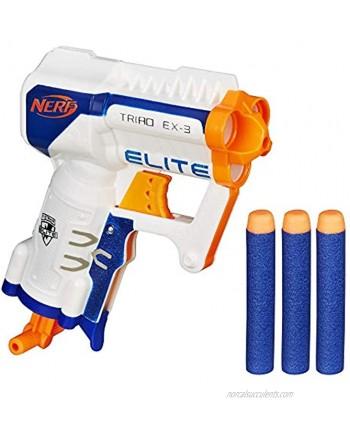 Nerf N-Strike Elite Triad EX-3 Toy Multicolor