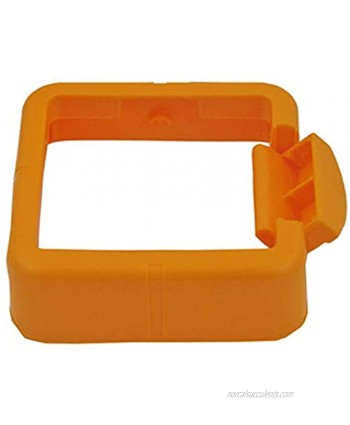 Fisher-Price Replacement Part for Grow to Pro Basketball Grow-to-Pro Basketball Hoop L5807 and J5970 ~ Replacement Locking Collar ~ Orange