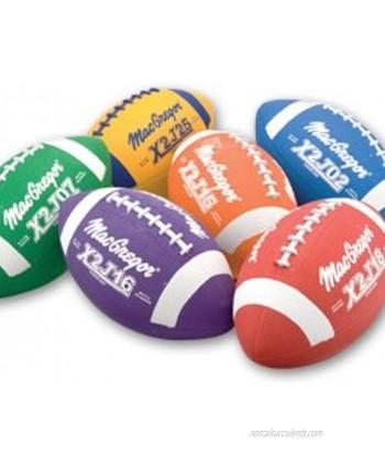 Multicolor Footballs Junior Size EA