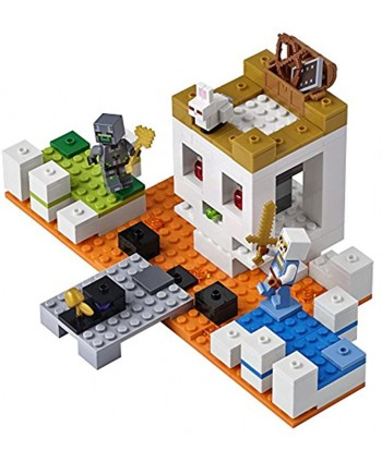 LEGO Minecraft The Skull Arena 21145 Building Kit 198 Pieces